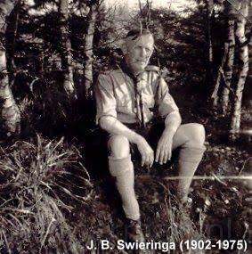 Jan Barend Swierenga (1902-1975) - een van de drie oprichters van de Groene Groep)