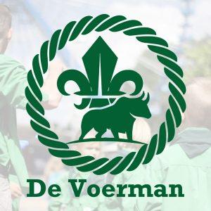 Scoutinggroep De Voerman - Groningen - sinds 1917