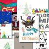Kerstkaartenactie 2020 - Set van 10 kaarten