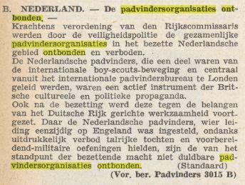 Bernardus Wesselinus Gerhardus Wessels